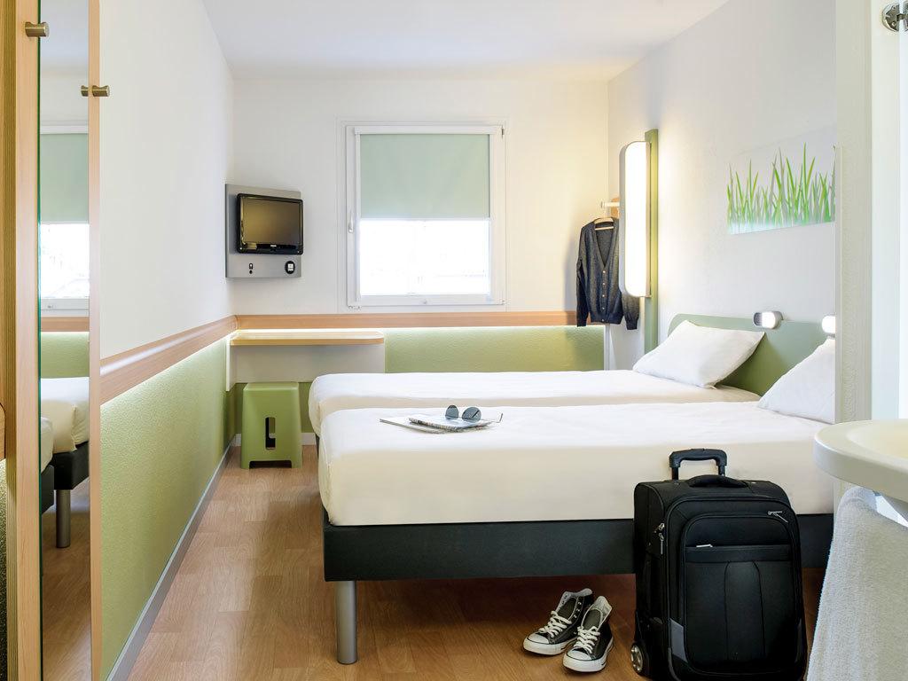Hotel ibis budget saint malo centre for Ibis budget douche dans la chambre