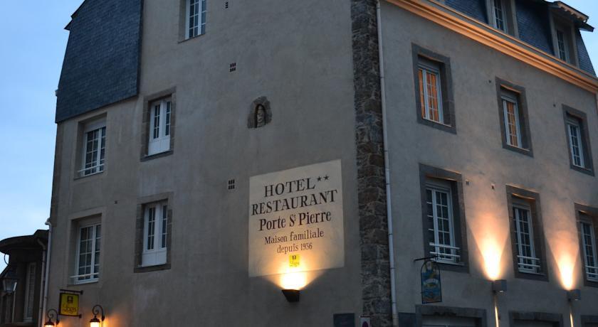 Hôtel Porte Saint Pierre - Logis Hôtels | Facebook